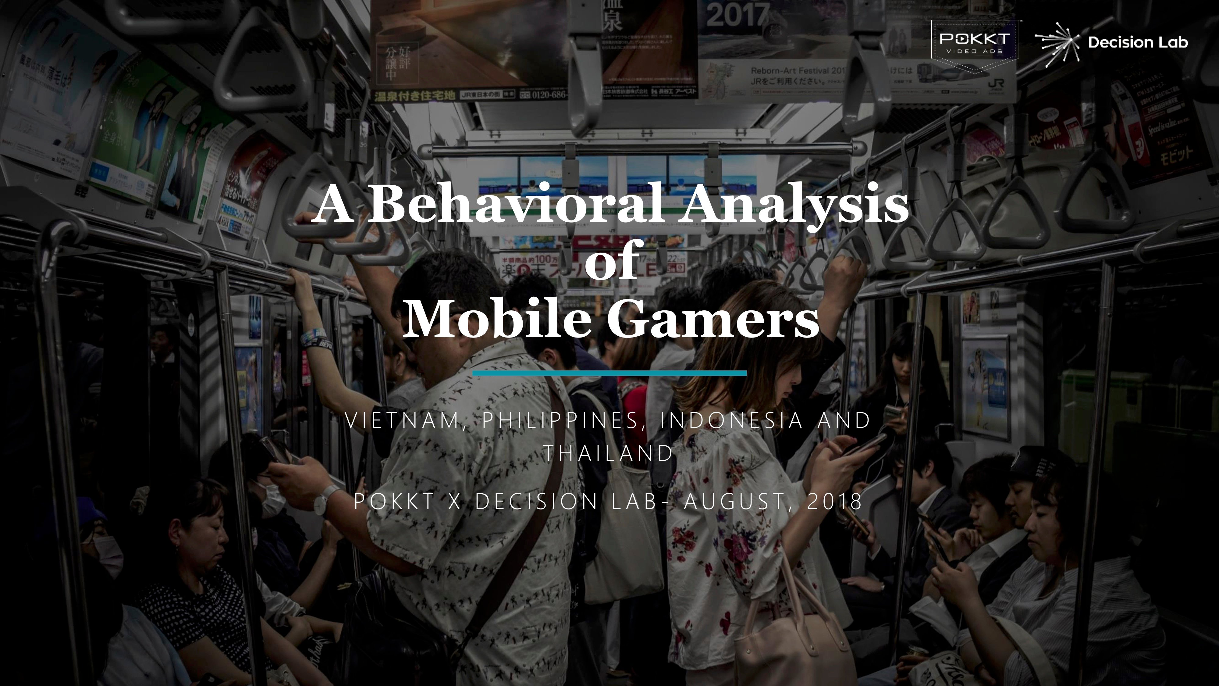 20182911 [Publish] A Glance to Mobile Gamers 2