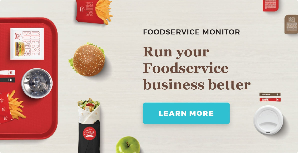 Decision Lab's Foodservice Monitor - Run your Foodservice business better